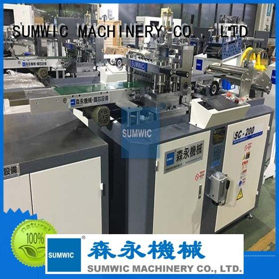 productivity cut to length machine hole on sales for industry