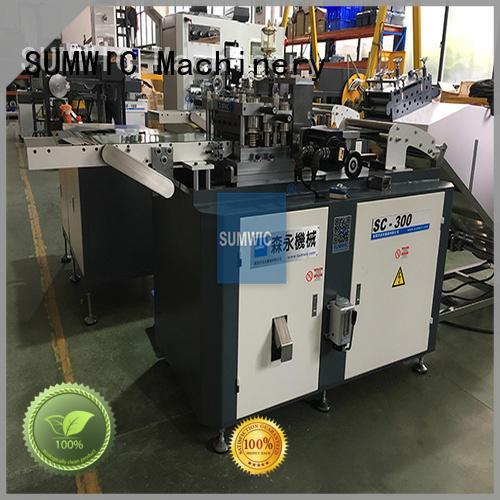 Quality SUMWIC Machinery Brand cut to length line machine sumwic