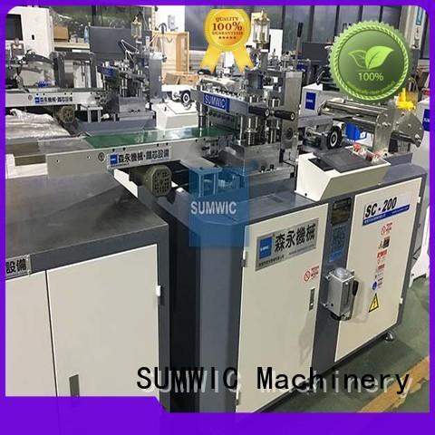 cut to length line machine cutting machine cut to length machine SUMWIC Machinery Brand