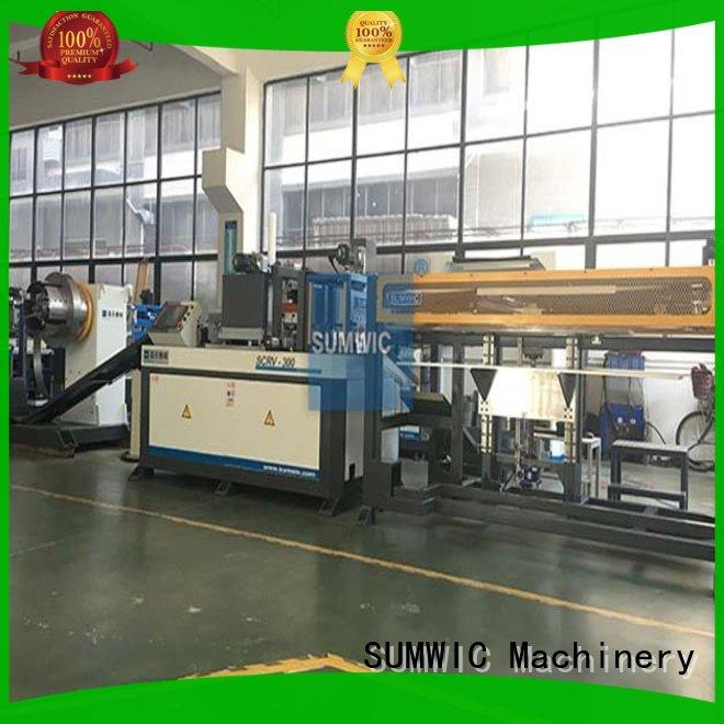 SUMWIC Machinery transformer core cutting machine supplier for Step-Lap