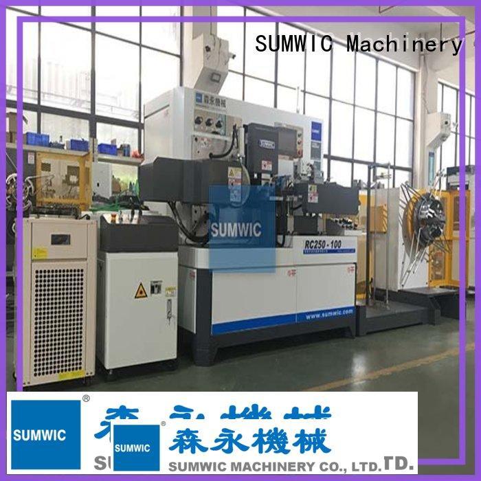 SUMWIC Machinery quality transformer core winding machine wholesale for CT Core