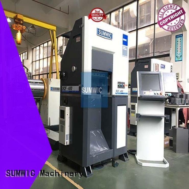 SUMWIC Machinery automatic rectangular core machine wholesale for Unicore