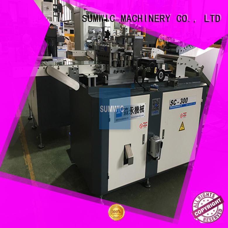 Wholesale cutting cut to length line machine sumwic SUMWIC Machinery Brand