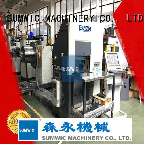 SUMWIC Machinery single rectangular core winding machine supplier for Unicore