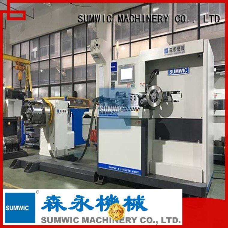 transformer core machine core making machine SUMWIC Machinery Brand