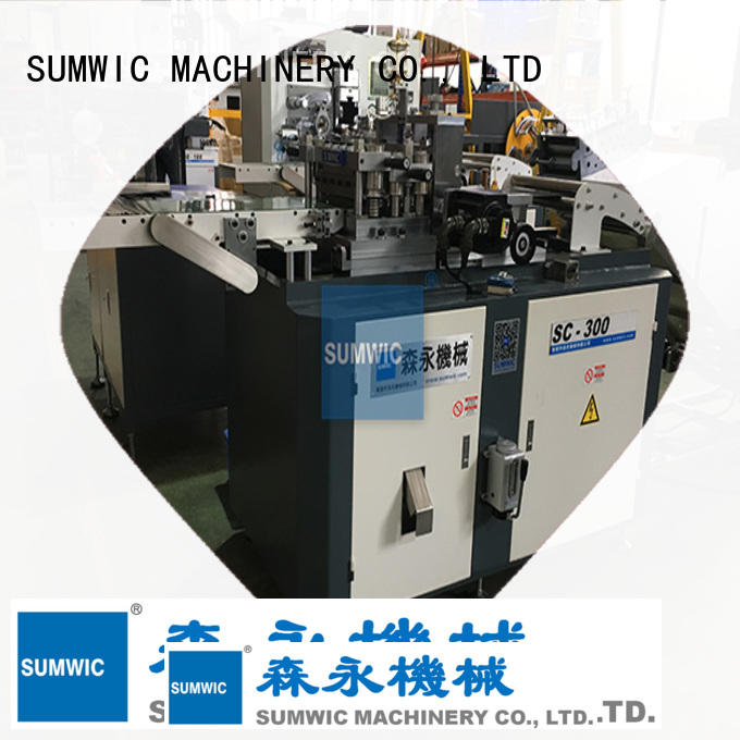 SUMWIC Machinery degree cut to length series for factory