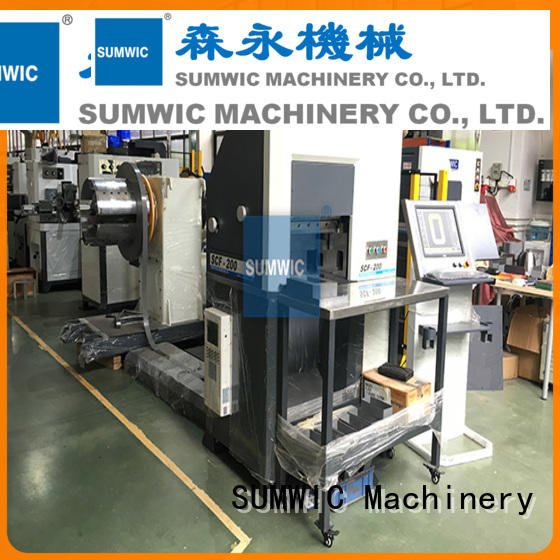 SUMWIC Machinery durable rectangular core machine manufacturer for Three Phase Transformer