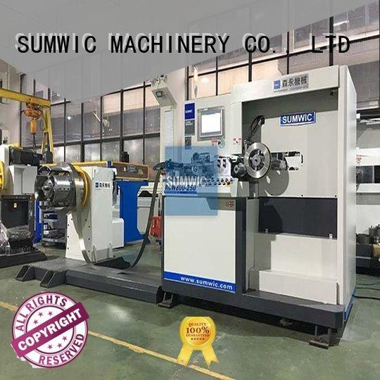 SUMWIC Machinery Brand rcw sumwic making transformer core machine