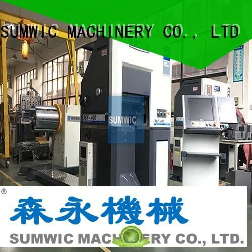 SUMWIC Machinery Brand single unicore custom core winding machine
