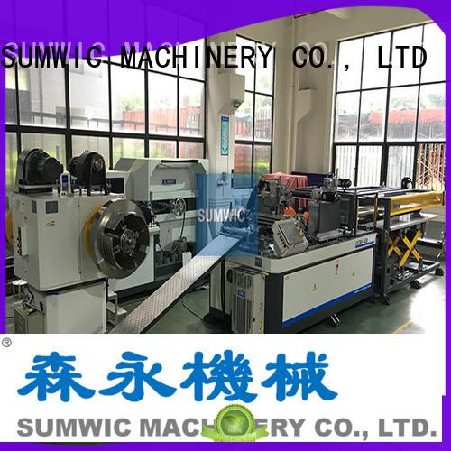 line automatic core cutting machine SUMWIC Machinery Brand