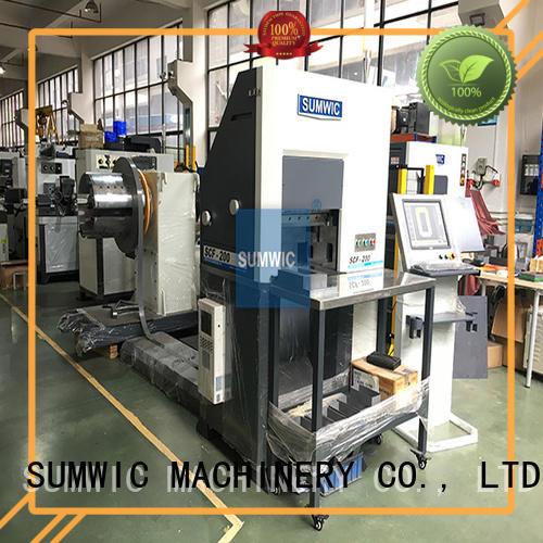 SUMWIC Machinery three distribution transformer winding machine wholesale for factory