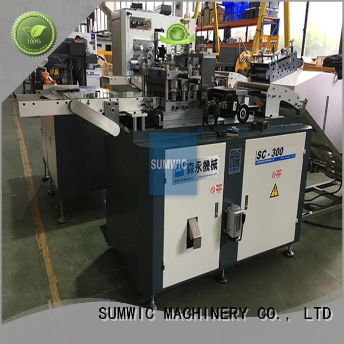 SUMWIC Machinery Brand lamination cut to length line machine line supplier