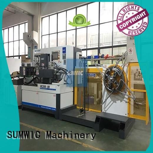 winders winding transformer toroidal winding machine crgo SUMWIC Machinery Brand