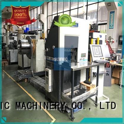 core phase rectangular core machine single SUMWIC Machinery company