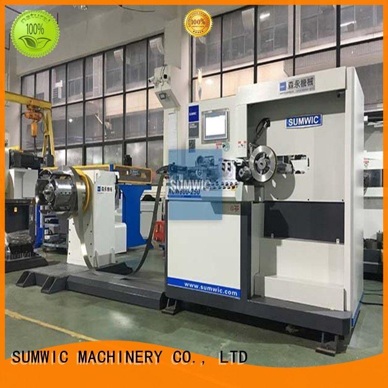 transformer core machine steps machine SUMWIC Machinery Brand