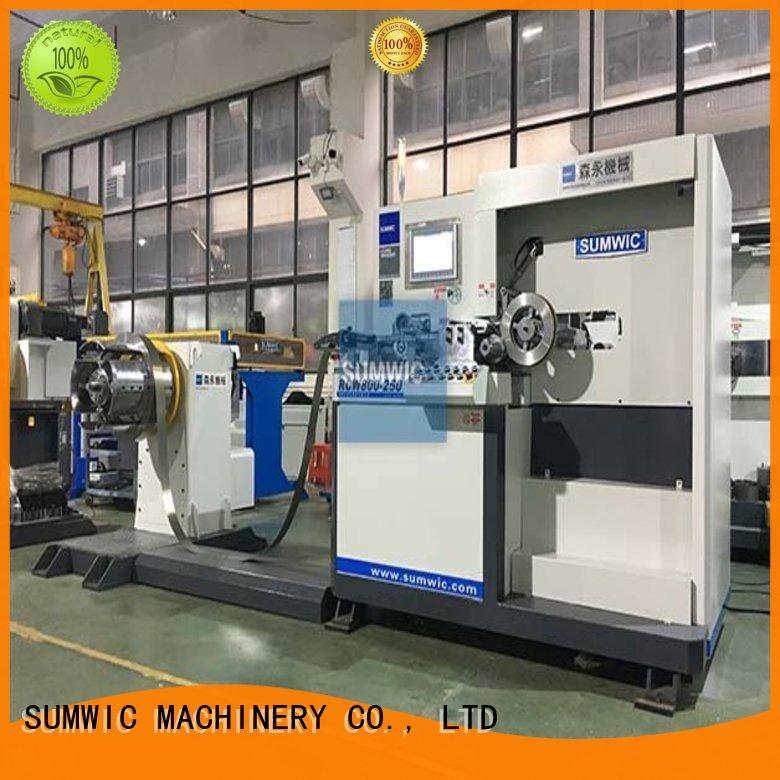Quality SUMWIC Machinery Brand machine core transformer winding machine