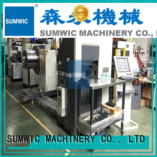 folding core winding machine with the new technology for industry SUMWIC Machinery