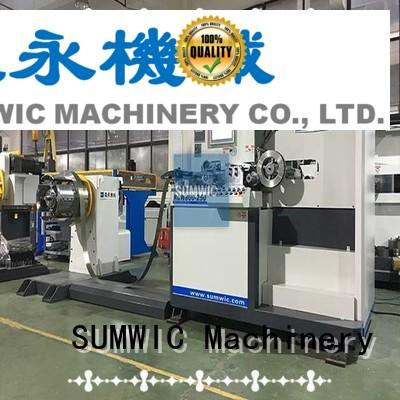 SUMWIC Machinery durable core winding machine adjustable for DG Transformer