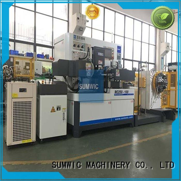 core current toroidal winding machine ct SUMWIC Machinery Brand