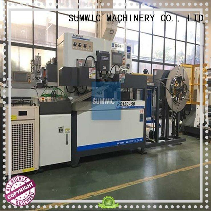 toroid core winder machine for industry SUMWIC Machinery
