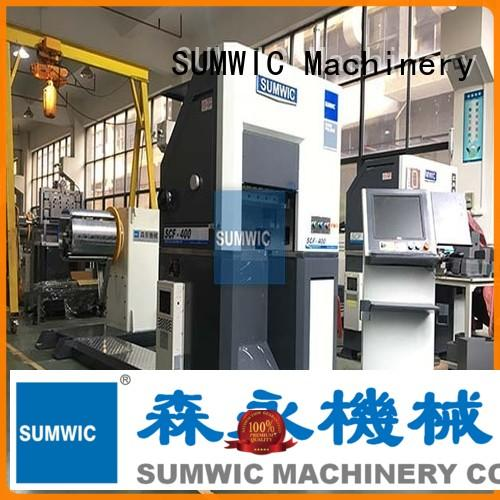 automatic transformer manufacturing machinery supplier for Three Phase Transformer SUMWIC Machinery