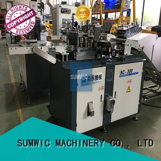 cutting cut to length line series for industry