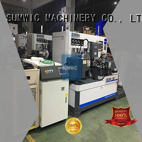 toroidal core winding machine materials core toroidal winding machine SUMWIC Machinery Brand