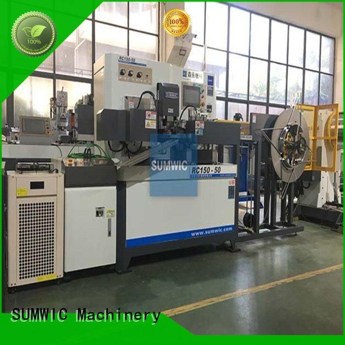 max brand toroidal winding machine SUMWIC Machinery Brand