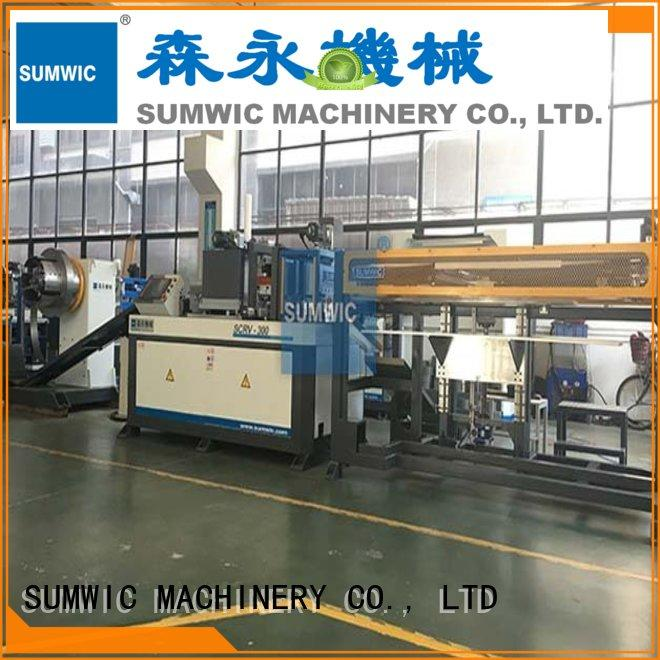 cut to length line machine manufacturer for Step-Lap SUMWIC Machinery