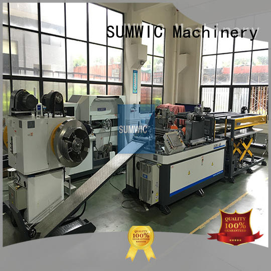 SUMWIC Machinery durable lamination cutting machine sumwic for factory