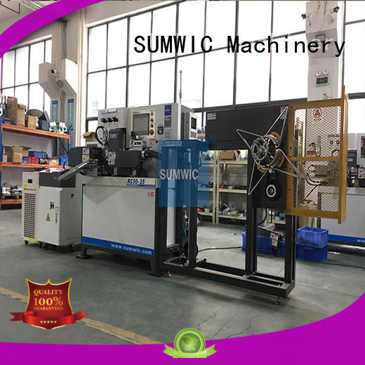 toroidal core winding machine materials big toroidal winding machine current SUMWIC Machinery Brand