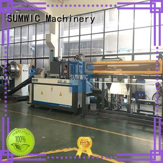 SUMWIC Machinery durable core cutting machine supplier for Step-Lap