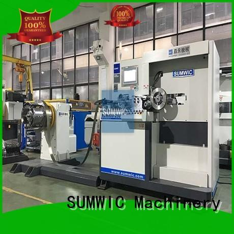 SUMWIC Machinery automatic transformer core machine wound for factory