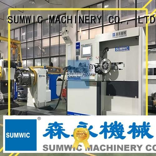 SUMWIC Machinery Brand machine steps sumwic custom transformer core machine