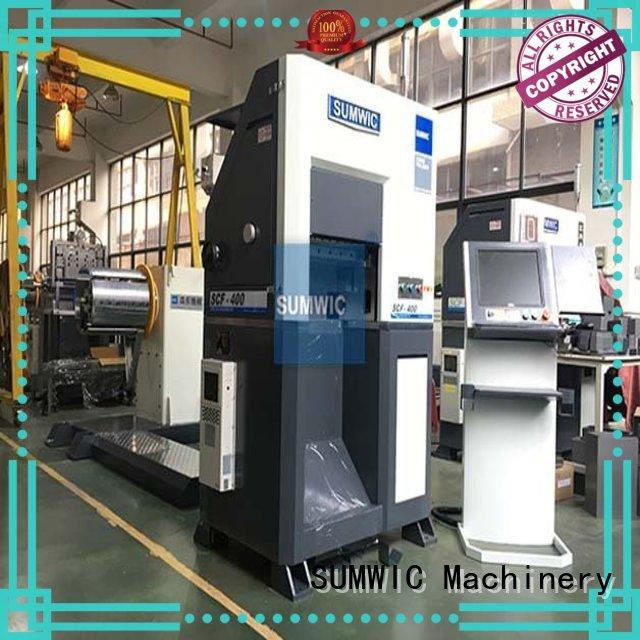 Custom transformer core rectangular core machine SUMWIC Machinery wound
