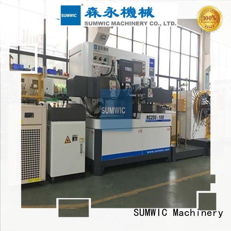 SUMWIC Machinery online toroidal transformer winding machine supplier for CT Core