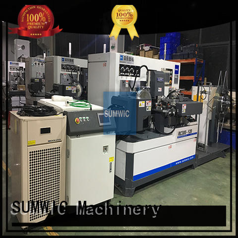 SUMWIC Machinery sales core winding machine supplier for CT Core
