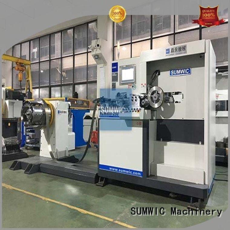 SUMWIC Machinery germany transformer winding machine machine for factory