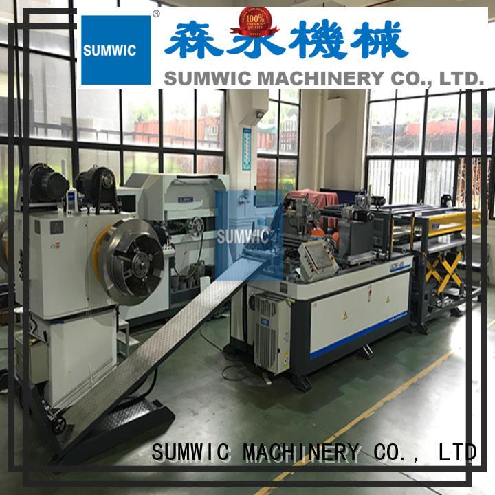 SUMWIC Machinery automatic transformer core cutting machine price punching for factory