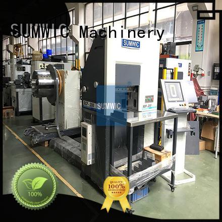 core core winding machine phase SUMWIC Machinery company