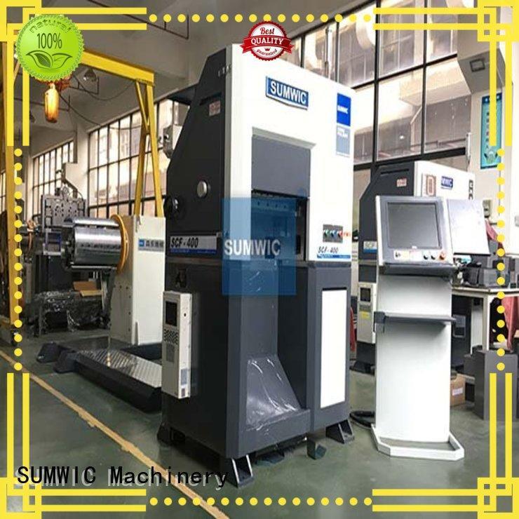 SUMWIC Machinery three rectangular core winding machine wholesale for industry