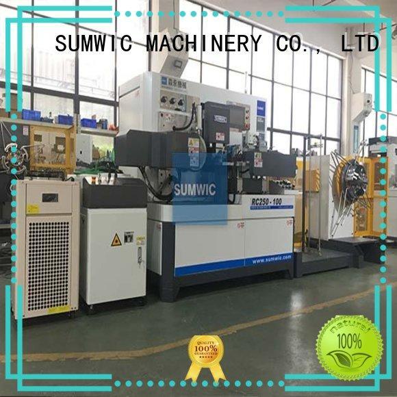 Custom max crgo toroidal winding machine SUMWIC Machinery width