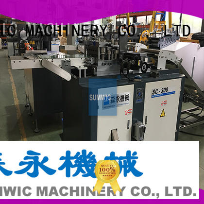 degree cut to length machine silicon length SUMWIC Machinery company