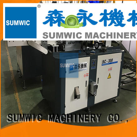 SUMWIC Machinery Brand sumwic cut to length machine hole factory