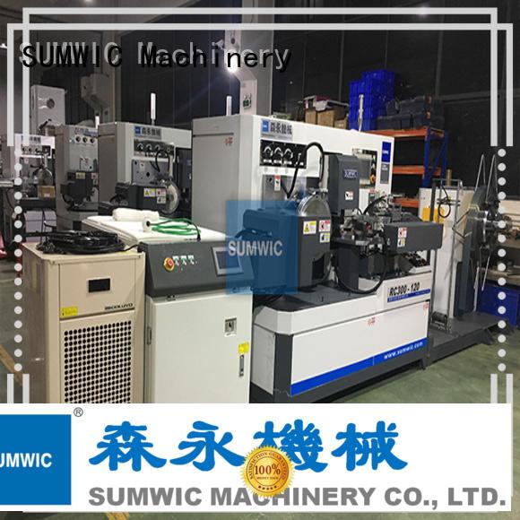 toroidal core winding machine core sales SUMWIC Machinery Brand toroidal winding machine