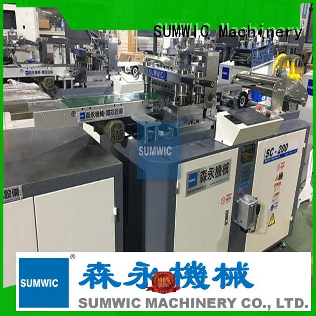 sumwic line silicon cut to length machine SUMWIC Machinery Brand company