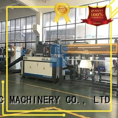 lap sumwic core cut to length line machine SUMWIC Machinery Brand