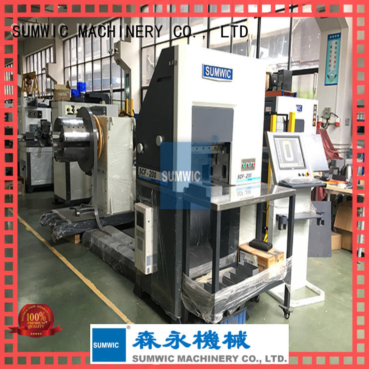 SUMWIC Machinery online rectangular core machine supplier for industry