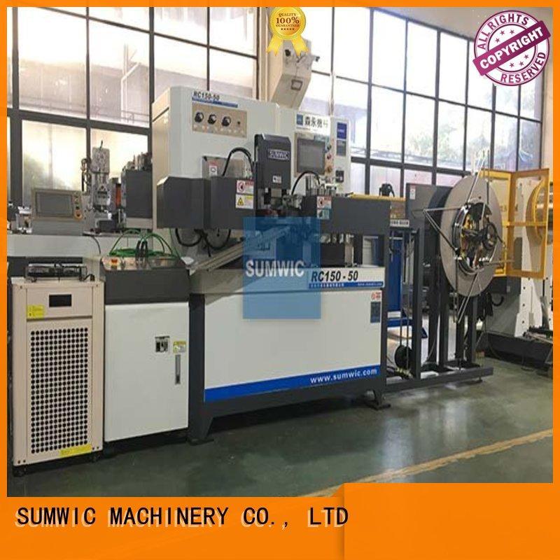 making automatic transformer winding machine big for CT Core SUMWIC Machinery
