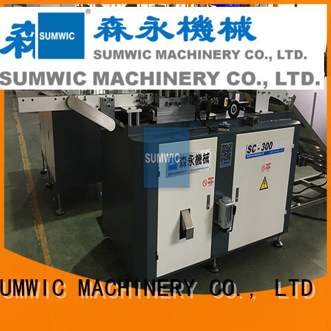 SUMWIC Machinery length cut to length line on sales for factory